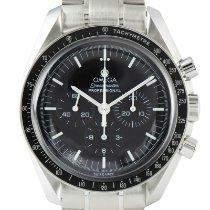 Omega Speedmaster Professional Moonwatch usato 42mm Nero Cronografo Acciaio