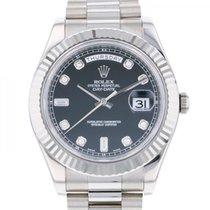 Rolex (ロレックス) デイデイト II 新品 自動巻き 時計のみ 218239A
