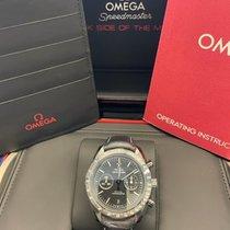 Omega 311.92.44.51.01.004 Keramiek 2021 Speedmaster Professional Moonwatch 44.2mm nieuw