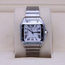 Cartier Santos (submodel) Steel 35.1mm White Roman numerals United States of America, Tennesse, Nashville