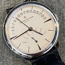 Vacheron Constantin Patrimony White gold 42.5mm Silver No numerals United States of America, New York, new york