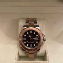 Rolex 126621-0002 Goud/Staal 2021 Yacht-Master 40 40mm tweedehands