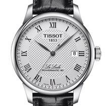 Tissot Le Locle Сталь 39,3mm Белый Римские