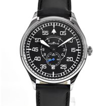 Fortis Steel 40mm Automatic 901.20.51 new