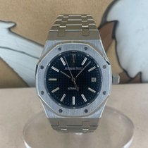 Audemars Piguet Steel 39mm Automatic 15300ST.OO.1220ST.03 pre-owned