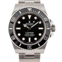 Rolex 124060 Acciaio 2021 Submariner (No Date) 41mm nuovo Italia, BRESCIA