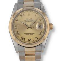 Rolex Datejust 16203 Steel 36mm