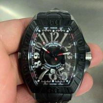 Franck Muller Conquistador GPG Titanium Black Arabic numerals