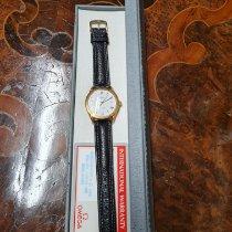Omega 166.0295 Geelgoud 1995 Speedmaster 35mm tweedehands