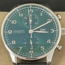 IWC Portuguese Chronograph IW371615 Nuevo Acero 41mm Automático