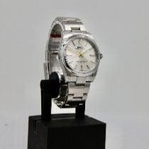 Rolex Oyster Perpetual 34 Staal 34mm Zilver Geen cijfers Nederland, Velp