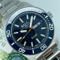 Ball Steel 42mm Automatic DM3308A-S1C-BE new