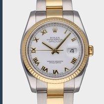 Rolex Goud/Staal 36mm Automatisch 116233 tweedehands