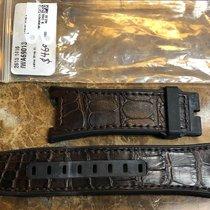 IWC Parts/Accessories Men's watch/Unisex new Crocodile skin Brown Ingenieur