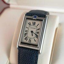 Cartier (カルティエ) Tank (submodel) 2390 非常に良い ステンレス 25mm 手巻き