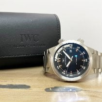 IWC Steel 42mm Automatic IW354807 pre-owned United States of America, California, Pasadena