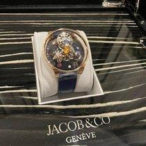 Jacob & Co. Astronomia AS300.40.AP.AK.A Novo Ruzicasto zlato Automatika