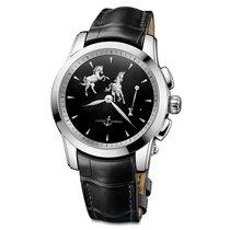 Ulysse Nardin Hourstriker Platinum Black
