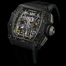 Richard Mille new Automatic Carbon