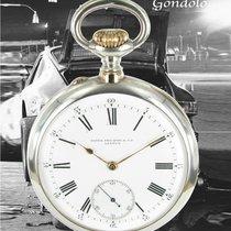 Patek Philippe Cеребро Механические Белый Римские 53mm подержанные Gondolo