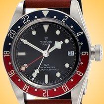 Tudor Black Bay GMT Steel 41mm Black United States of America, Illinois, Northfield