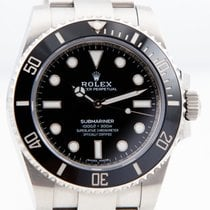 Rolex Submariner (No Date) 114060 Sehr gut Stahl 40mm Automatik