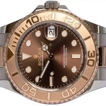 Rolex 268621 Goud/Staal 2021 Yacht-Master 37 37,00mm tweedehands