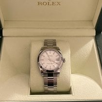 Rolex Datejust 31 Acciaio 31mm Bianco Italia, GROSSETO