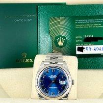 Rolex Aur/Otel 41mm Atomat 126334-0026 nou