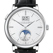 A. Lange & Söhne White gold 40mm Automatic 384.026 new