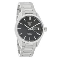 TAG Heuer Carrera Calibre 5 new Automatic Watch with original box WAR201A.BA0723