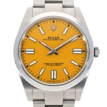 Rolex Oyster Perpetual 124300 Very good Steel 41mm Automatic