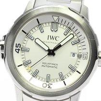 IWC钢44mm自动IW329004二手货