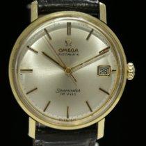 Omega Seamaster DeVille 166.020 Очень хорошее Желтое золото 34mm Автоподзавод