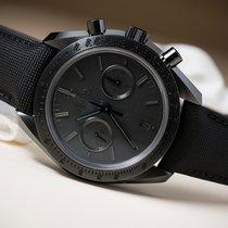 Omega 311.92.44.51.01.005 Ceramic 2020 Black Black 44.25mm pre-owned
