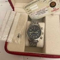 Omega Dynamic Chronograph Staal 38mm Zwart Arabisch