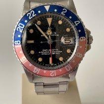 Rolex GMT-Master Steel 40mm Black No numerals United Kingdom, Tuckenhay