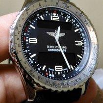 Breitling Chronospace Staal 41.5mm Zwart