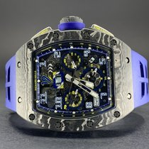 Richard Mille Carbon 50mm Automatic RM011 TI-CA pre-owned