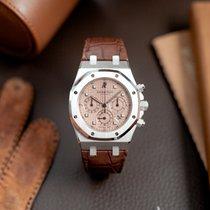 Audemars Piguet Royal Oak Chronograph 26022BC Très bon Or blanc 39mm Remontage automatique Belgique, Ghent