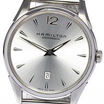 Hamilton Jazzmaster Slim Сталь 43mm Cеребро