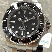 Rolex Sea-Dweller Deepsea 126660 Neu Stahl 44mm Automatik