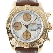 Breitling Chrono Cockpit Red gold 39mm Mother of pearl