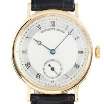 Breguet Yellow gold 34.5mm Manual winding 5907 pre-owned