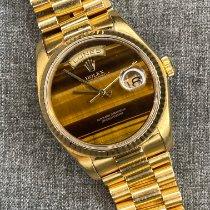 Rolex Day-Date 36 18038 God Gult guld 36mm Automatisk