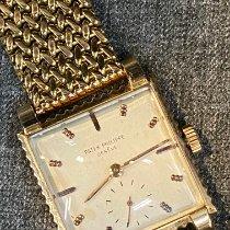 Patek Philippe Or jaune 27mm Remontage manuel Patek Philippe 2472 occasion