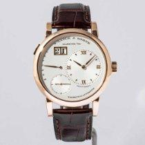 A. Lange & Söhne novo Automático 39.5mm Ouro rosa Vidro de safira