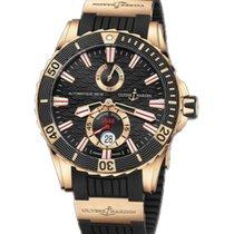 Ulysse Nardin Diver Chronometer Rose gold Black United States of America, Florida, North Miami Beach