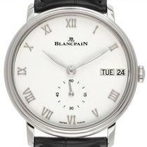 Blancpain Villeret 6652 1127 55B Unworn Steel 40mm Automatic