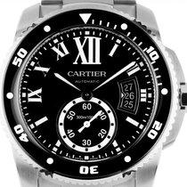Cartier Calibre de Cartier Diver W7100056 Very good Steel 42mm Automatic